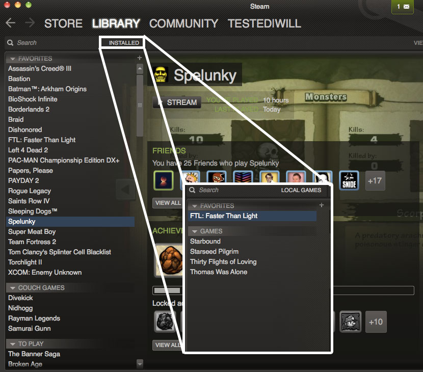 Test Notes: Steam's In-Home Streaming Beta - Tested