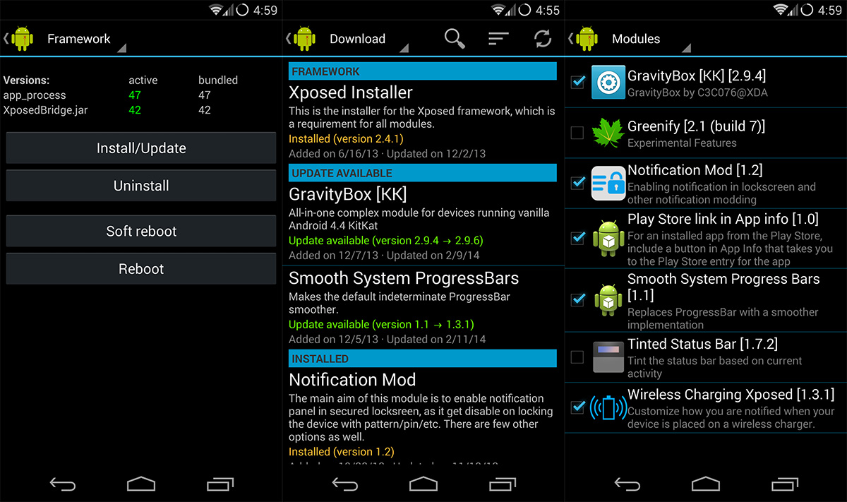 Image result for xposed framework android