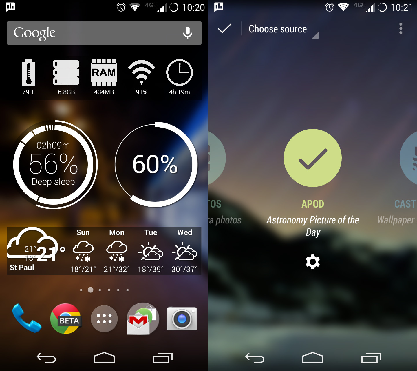 Google Play App Roundup: Muzei, The Room Two, and Amateur ...