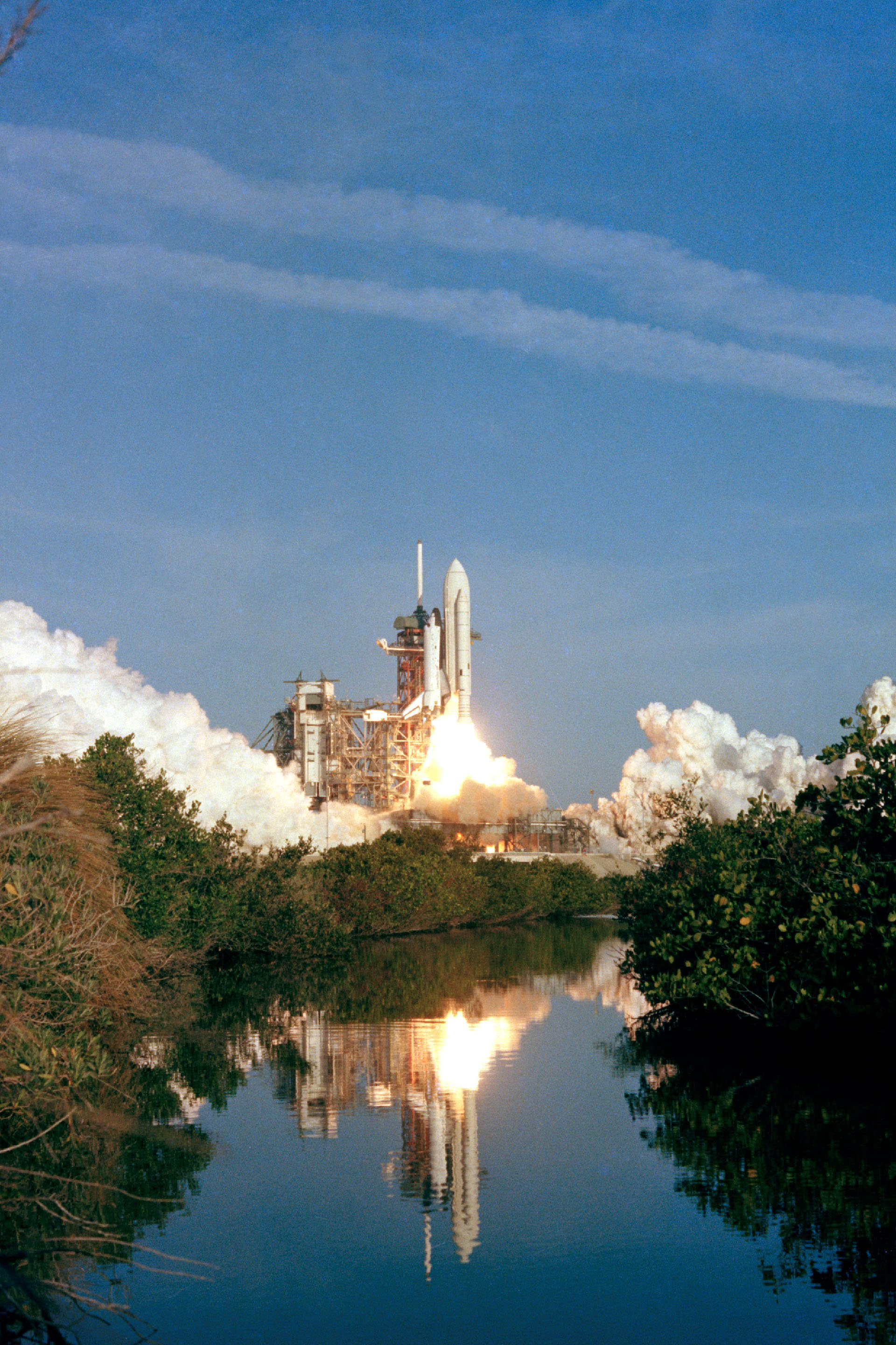 how many space shuttle missions were launched - photo #1