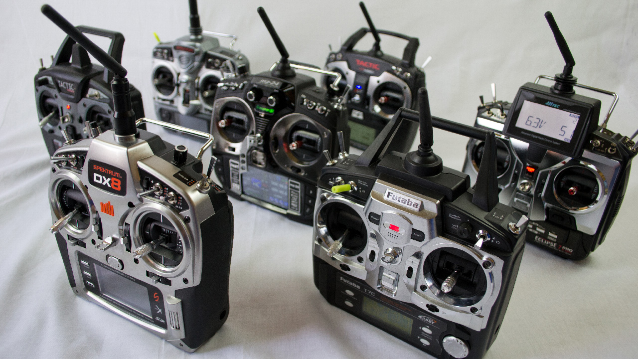 How to get into hobby rc radios and motors