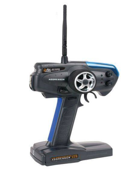 Using Stick Style Transmitter On An Rc Car