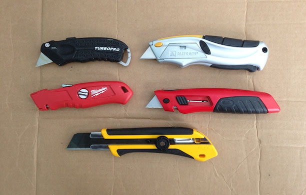 The Best Utility Knife Today - Tested