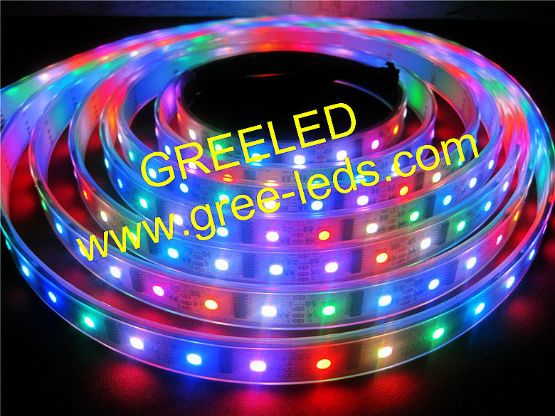How To Get Started with Programmable RGB LED Strip Lighting