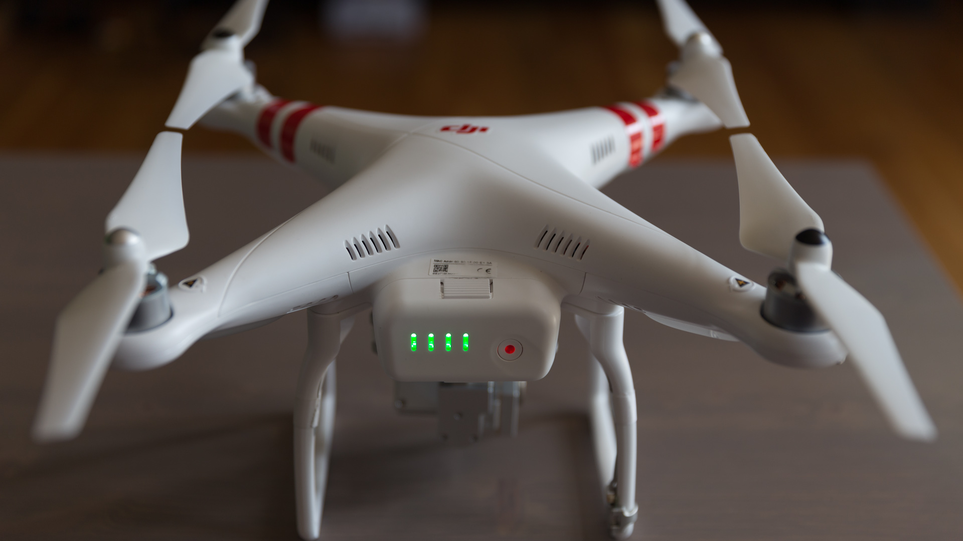 This Quadcopter Is Ready To Fly