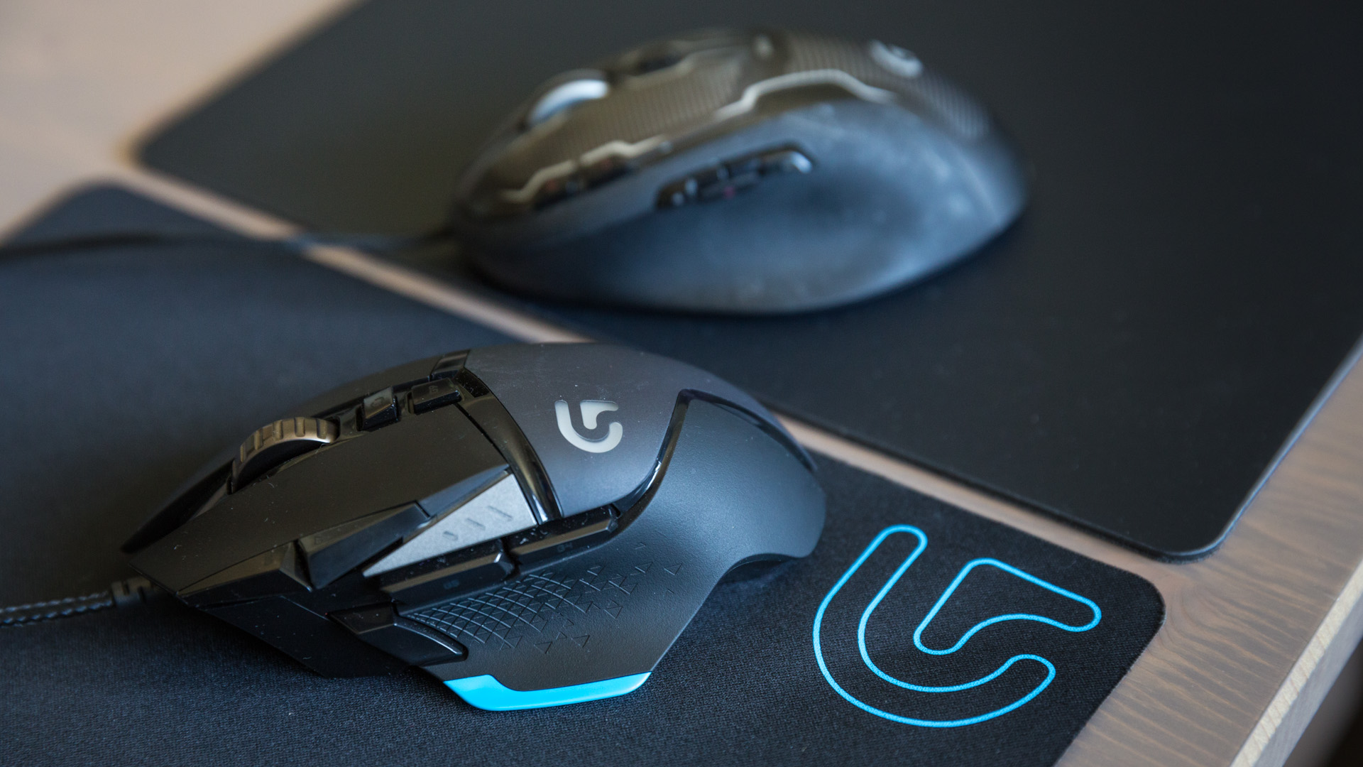 Testing: Logitech G502 Proteus Core Gaming Mouse - Tested