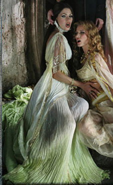 How To Make A Van Helsing Verona Vampire Bride Gown Dress