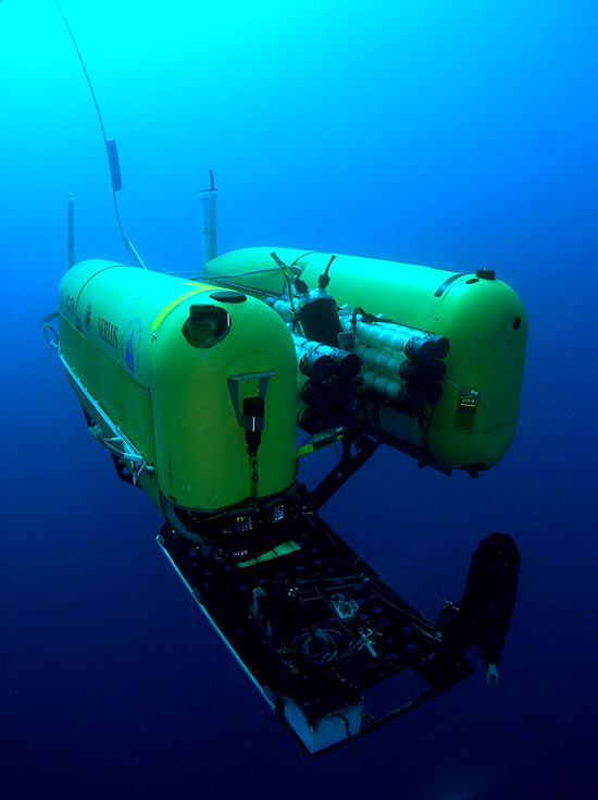 Designing Underwater Robots for Deeper Dives - Tested