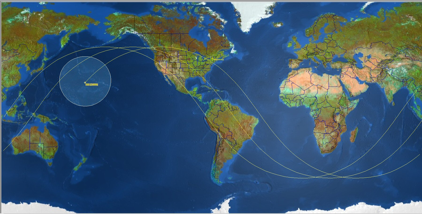space station trajectory - photo #15