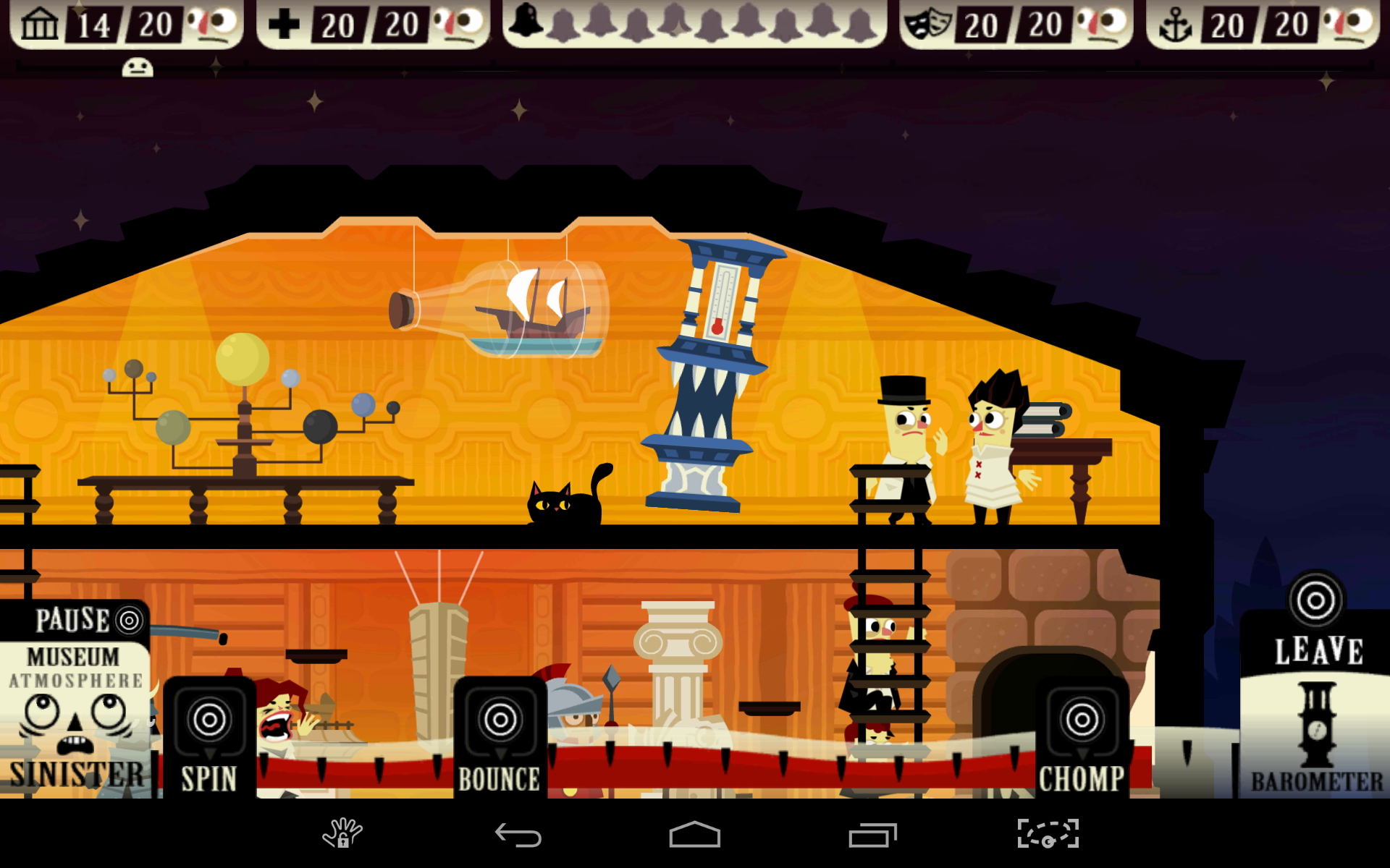 Google Play App Roundup djay 2 Haunt the House Terrortown and