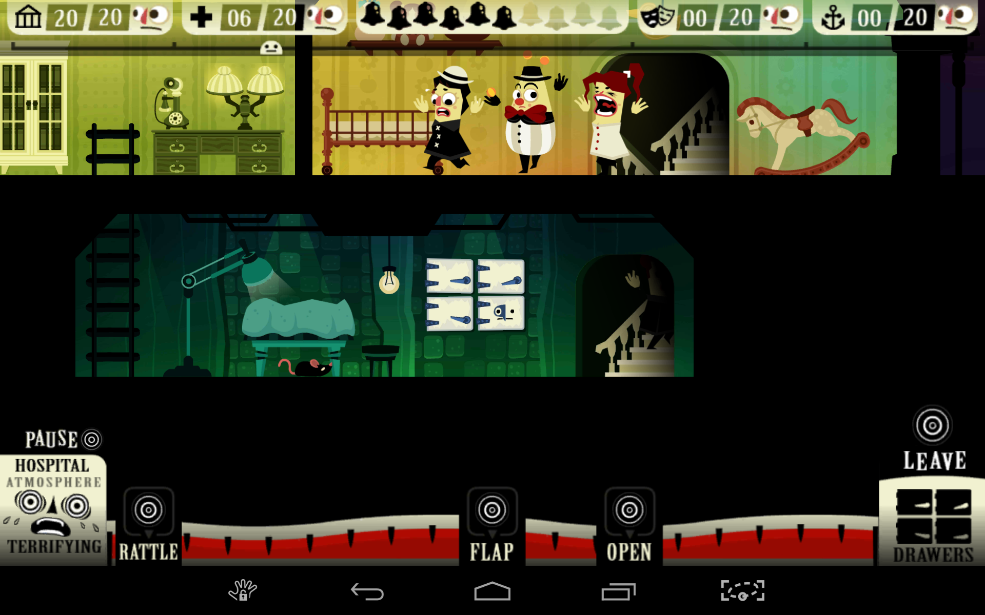 Google Play App Roundup: djay 2, Haunt the House: Terrortown, and