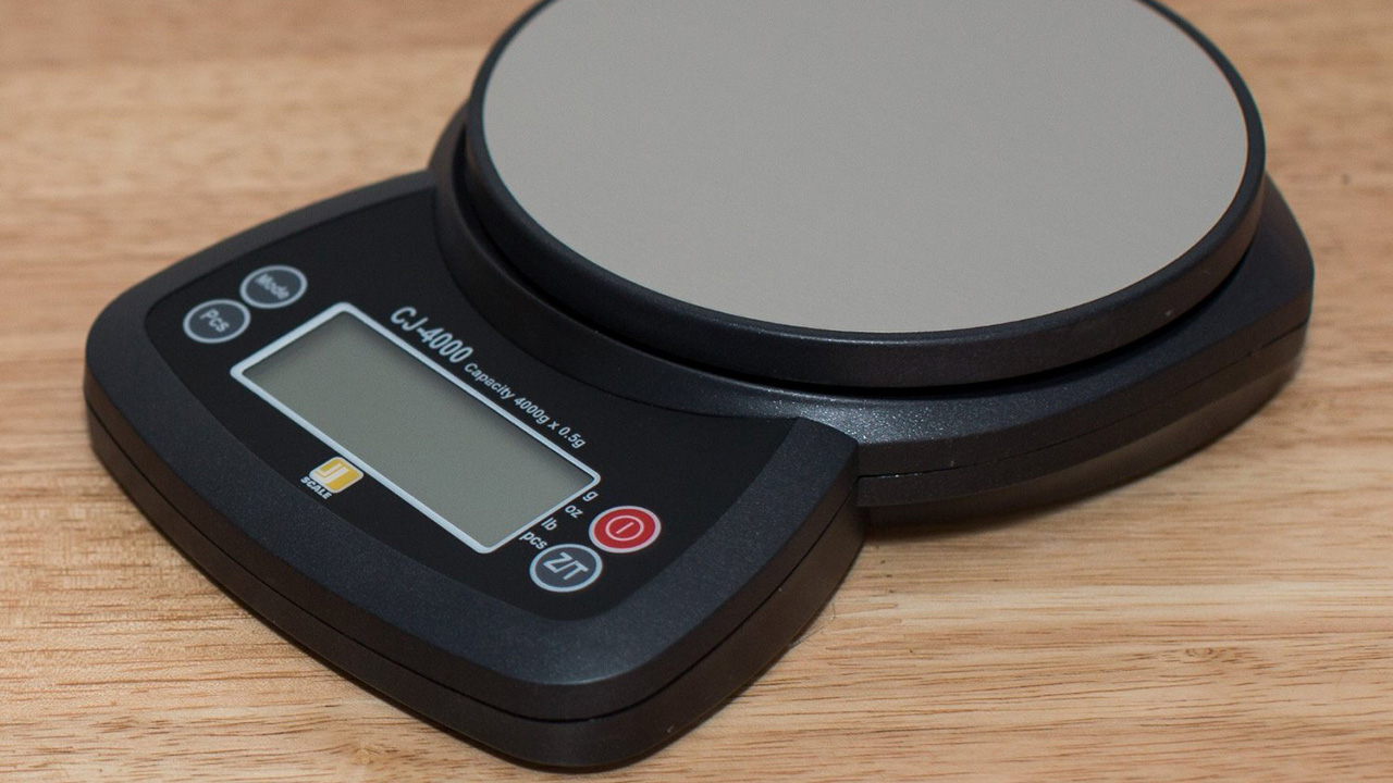 the best digital kitchen scale today - tested