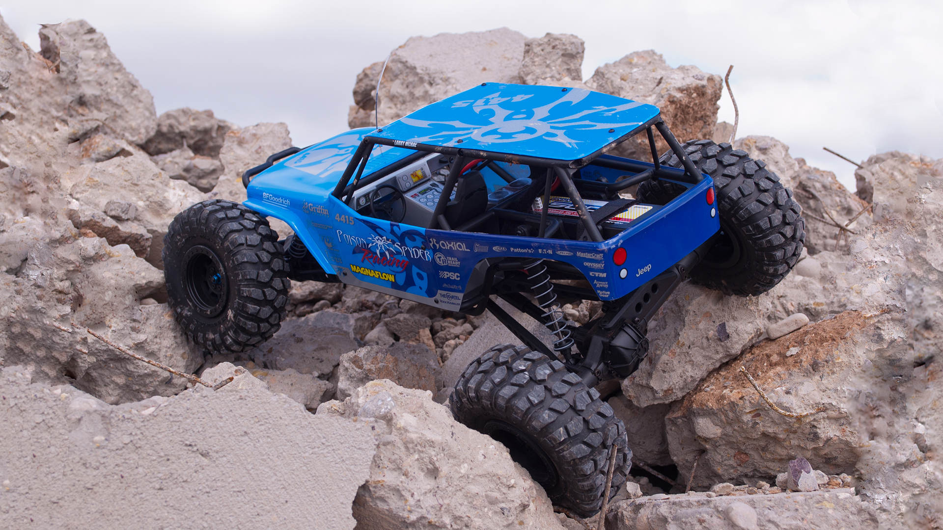 Rock Crawler Wallpaper : How to get into hobby rc driving rock crawlers tested