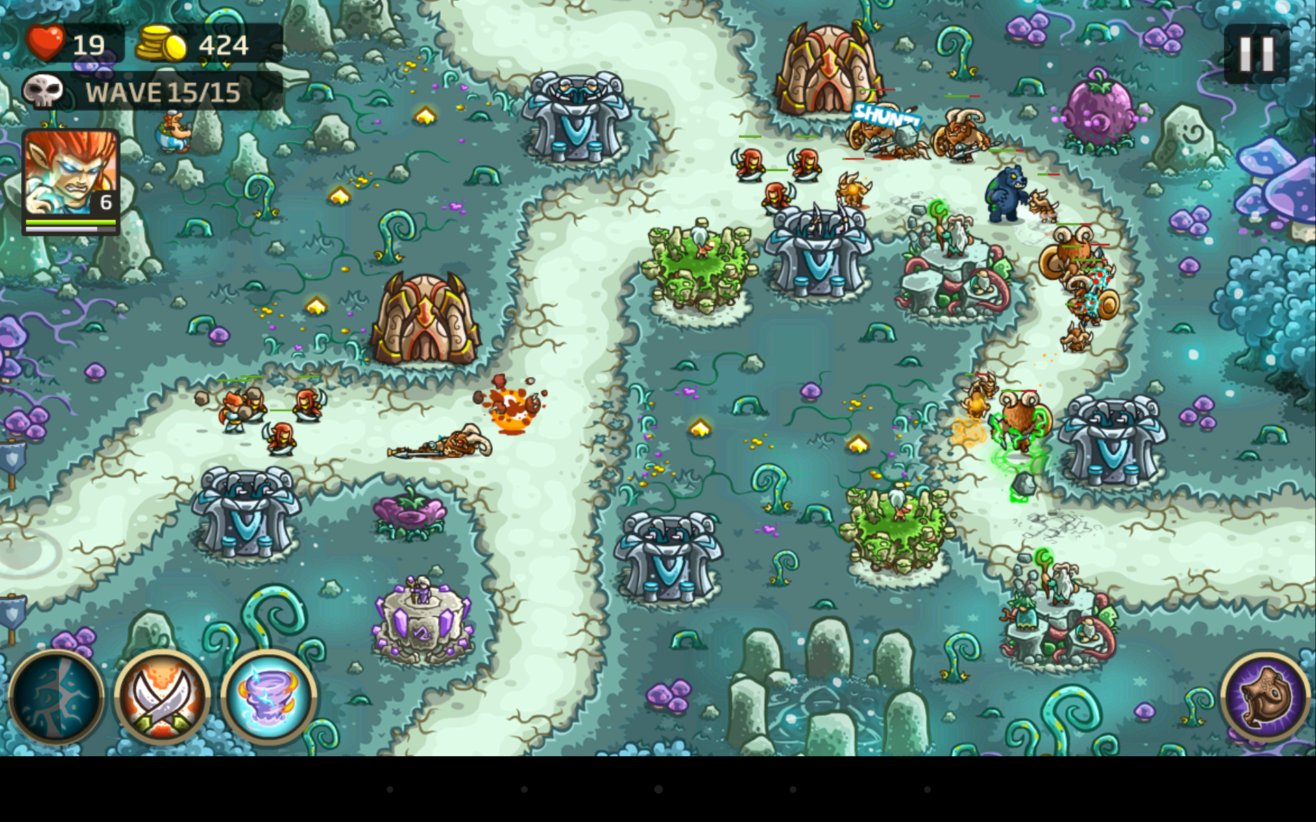 Google Play App Roundup: Kingdom Rush Origins, Sleep Better