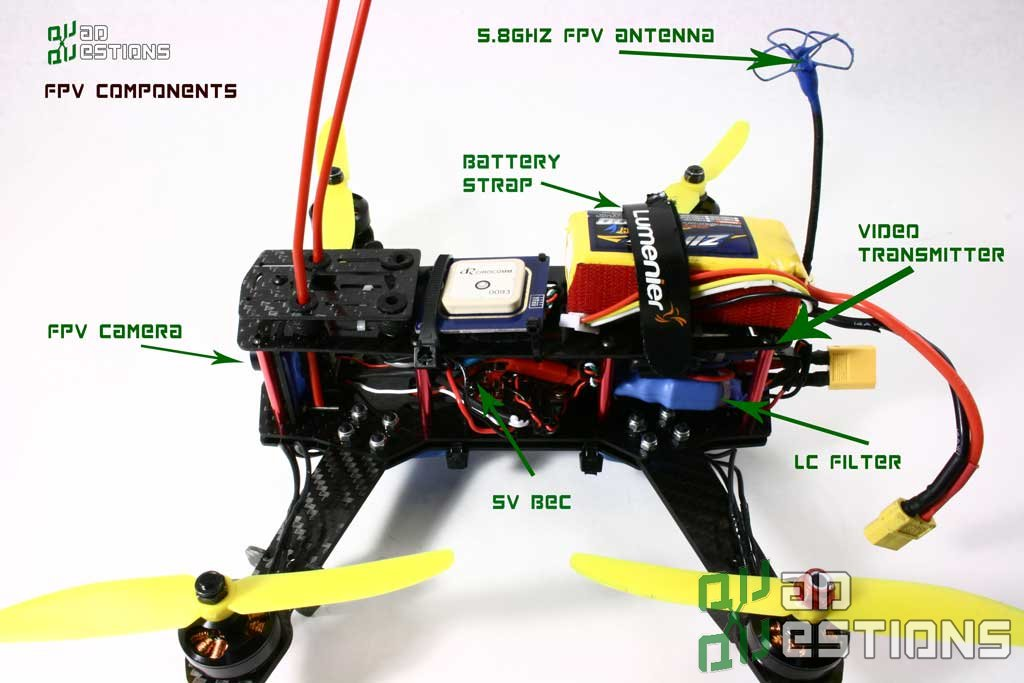 drone camera wiring diagram drone accessories wiring