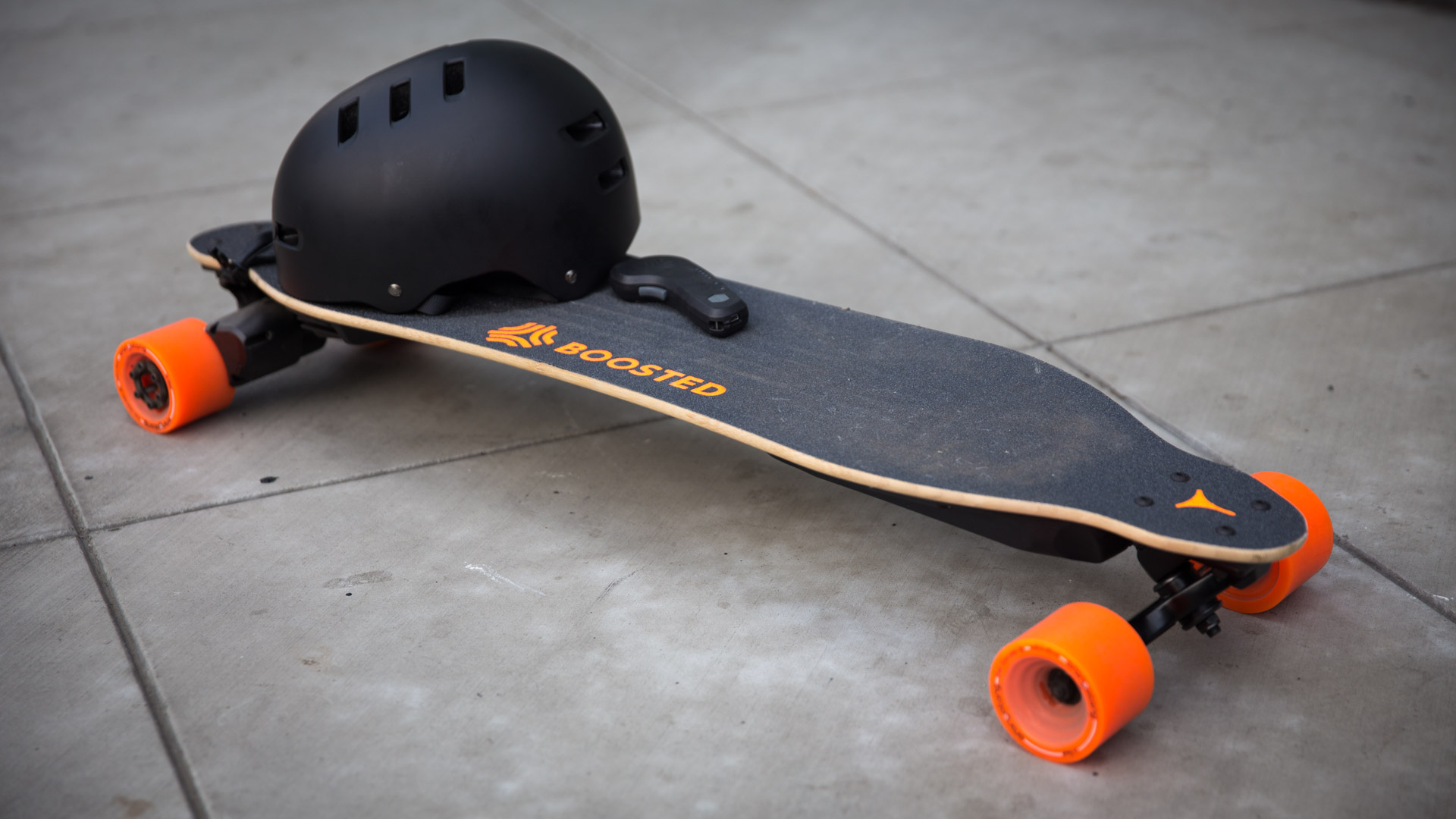 Testing: Boosted Boards Electric Longboard