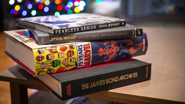 My 12 Favorite Coffee Table Books of 2014 - Tested