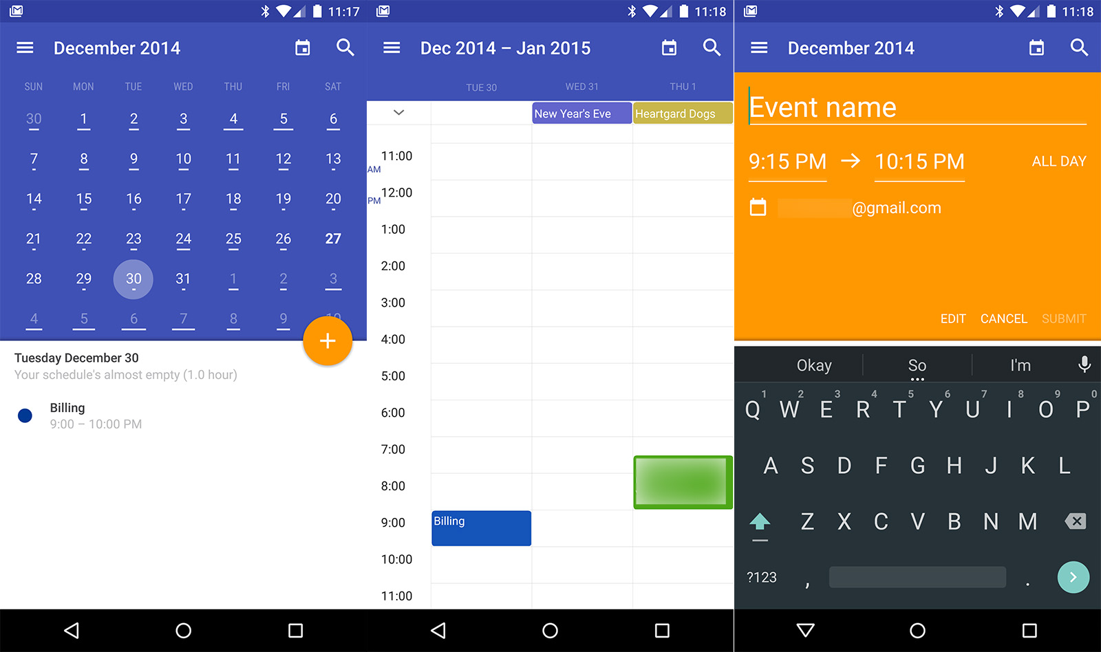 Calendar App Android : The best android apps and games of tested