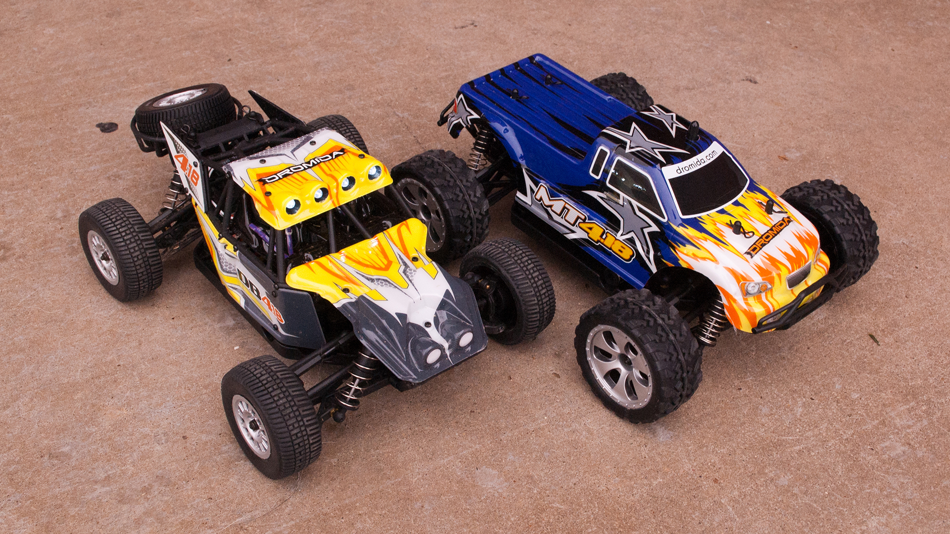 How To Get Into Hobby RC Small Scale Cars and Upgrades Tested