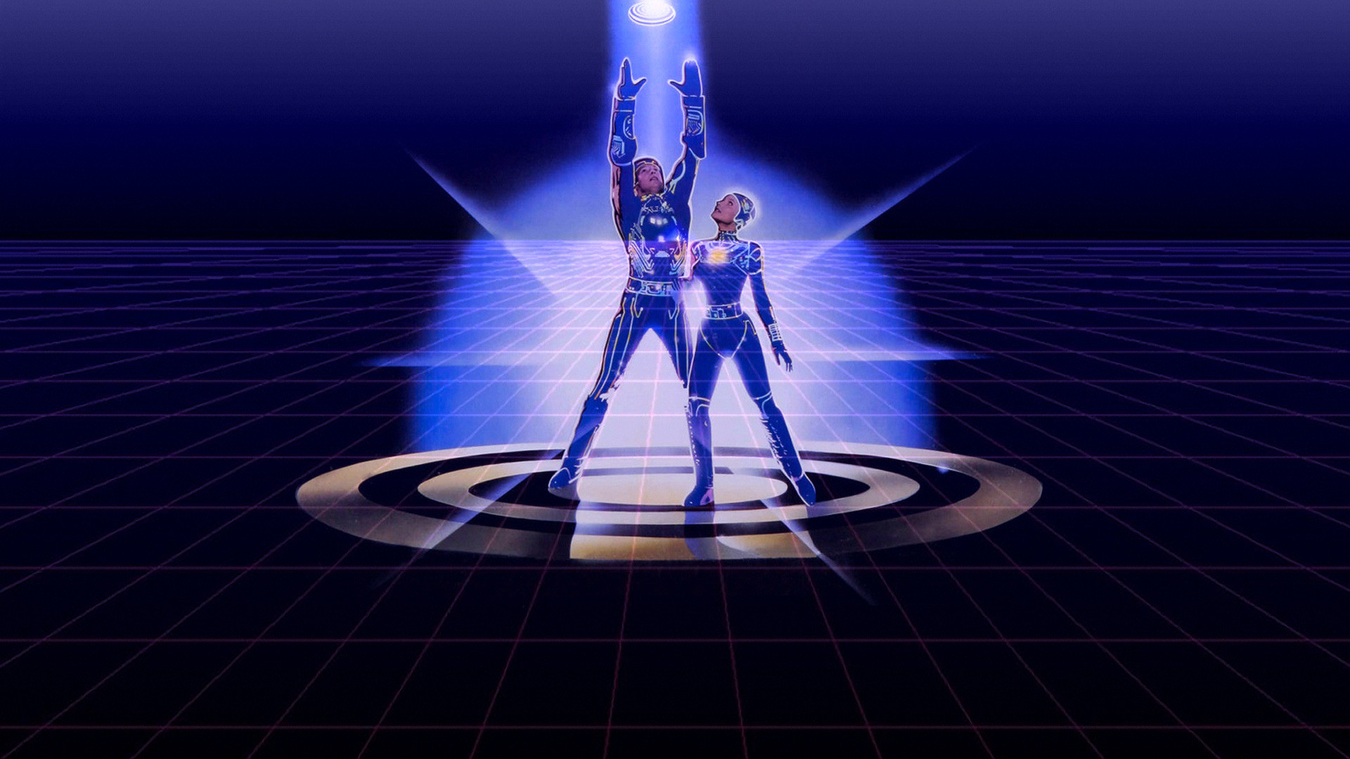 Putting Tron's Special Effects Together - Tested