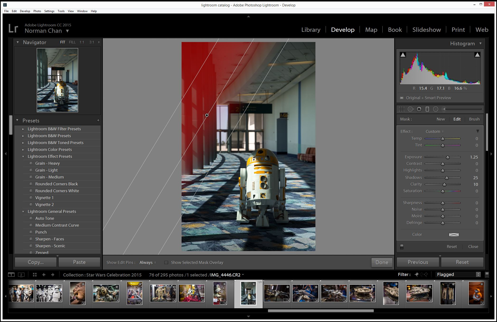 how to use adobe lightroom 6