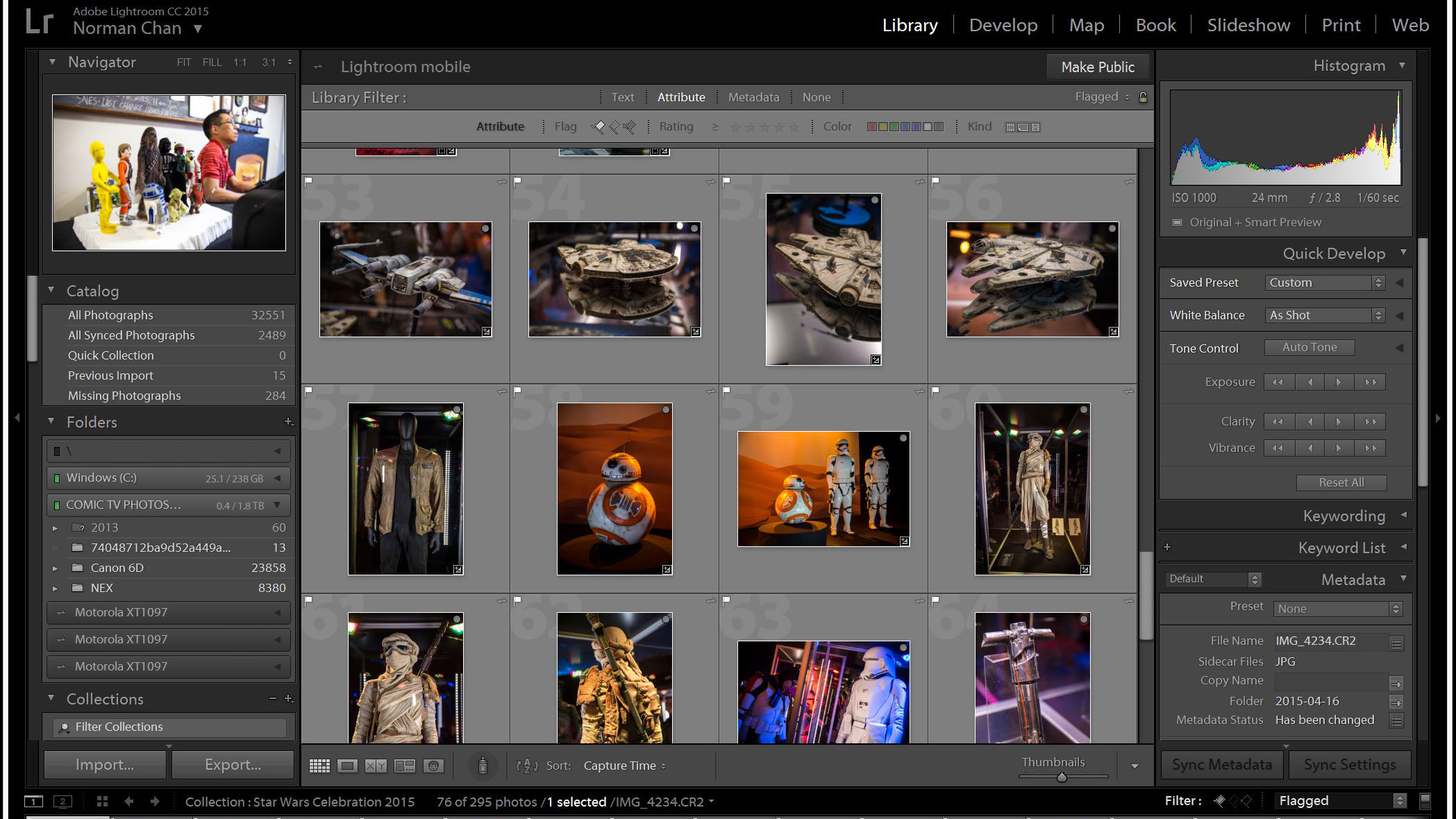Living With Photography: Adobe Lightroom 6 Review   Tested