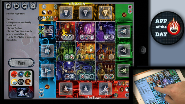App of the Day: Ghost Stories The Boardgame - Tested