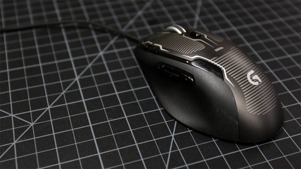 Tested: Logitech G500s Laser Gaming Mouse - Tested