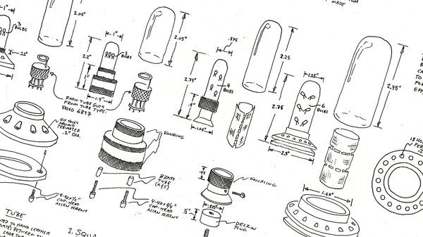 adam savage u0026 39 s prop replica drawings
