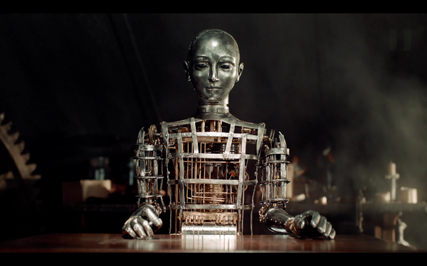 making the automaton from hugo tested