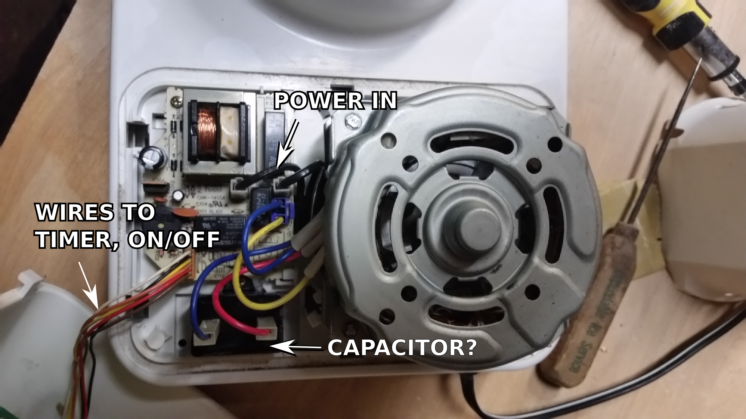 hacking an ac motor tested rh tested com