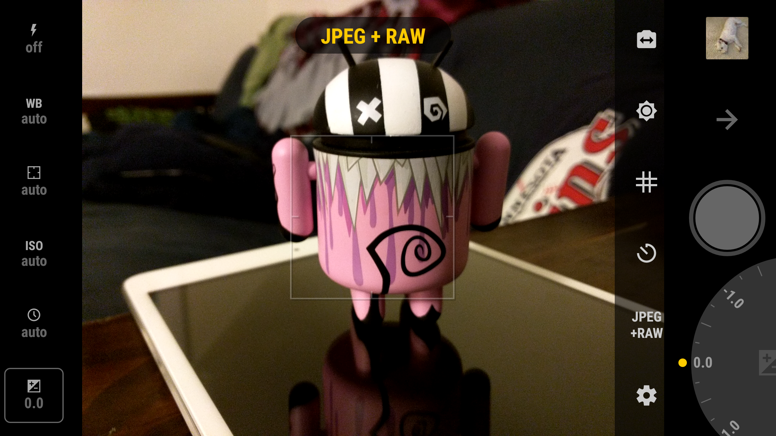 ERAW photography on Android - Tested