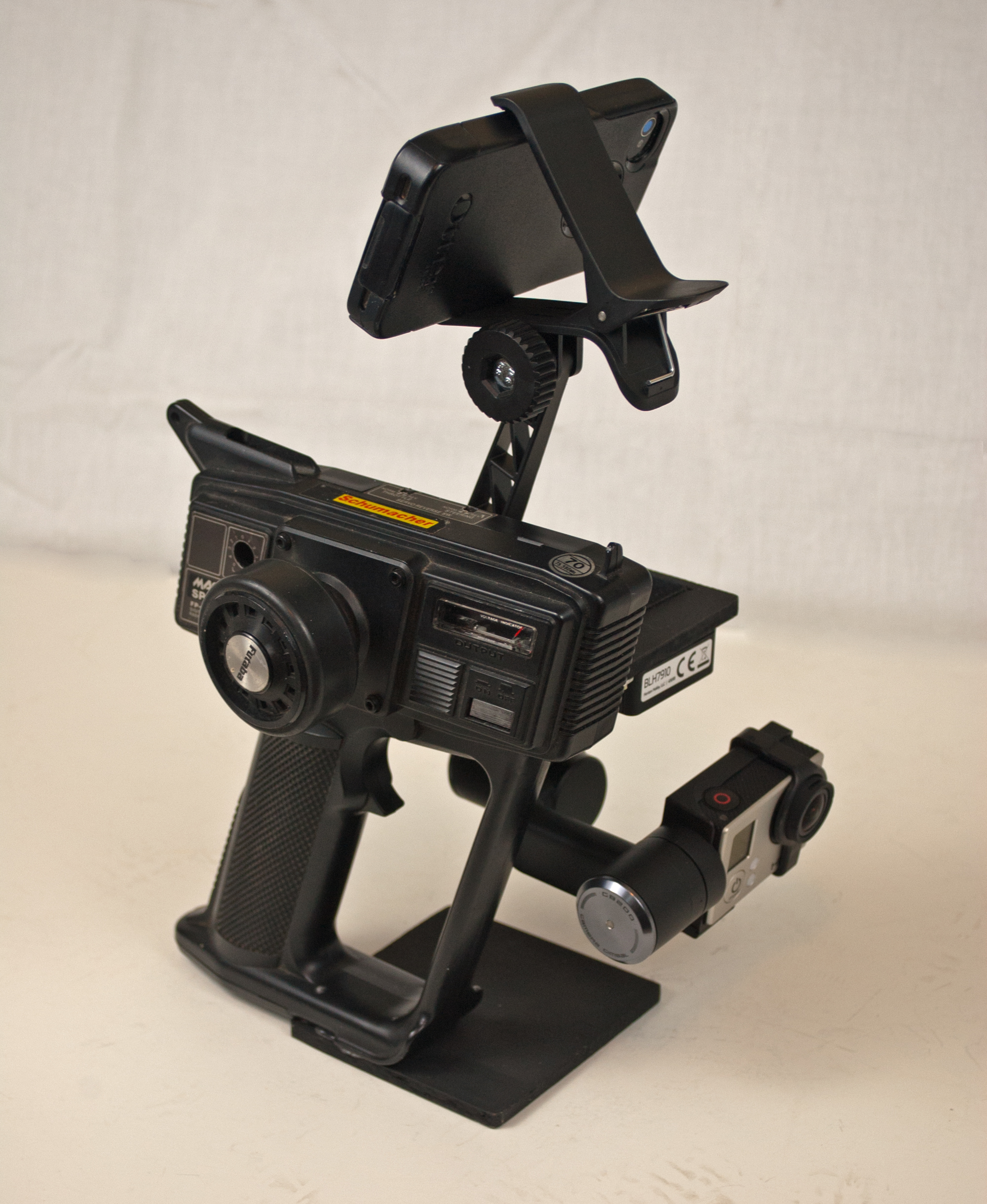 How to Make a Handheld Camera Gimbal Mount - Tested