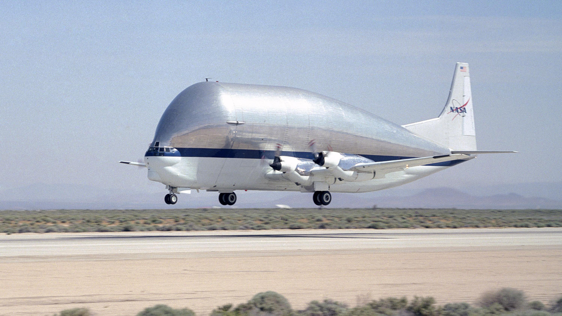 Image result for super guppy plane