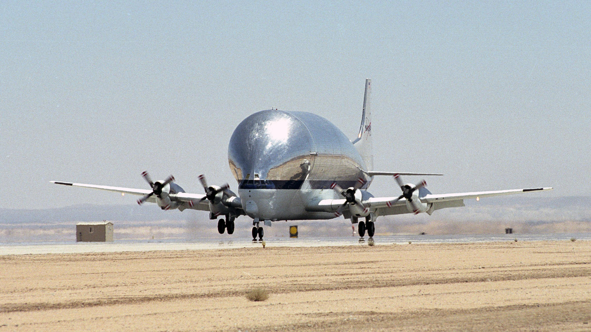 NASAs Super Guppy Awkward Old And Irreplaceable Tested - Examples future planes look according nasa