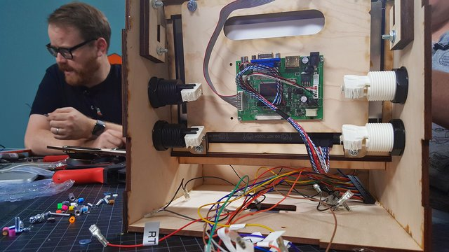 Tested Builds: DIY Arcade Cabinet Kit, Part 6 - Tested