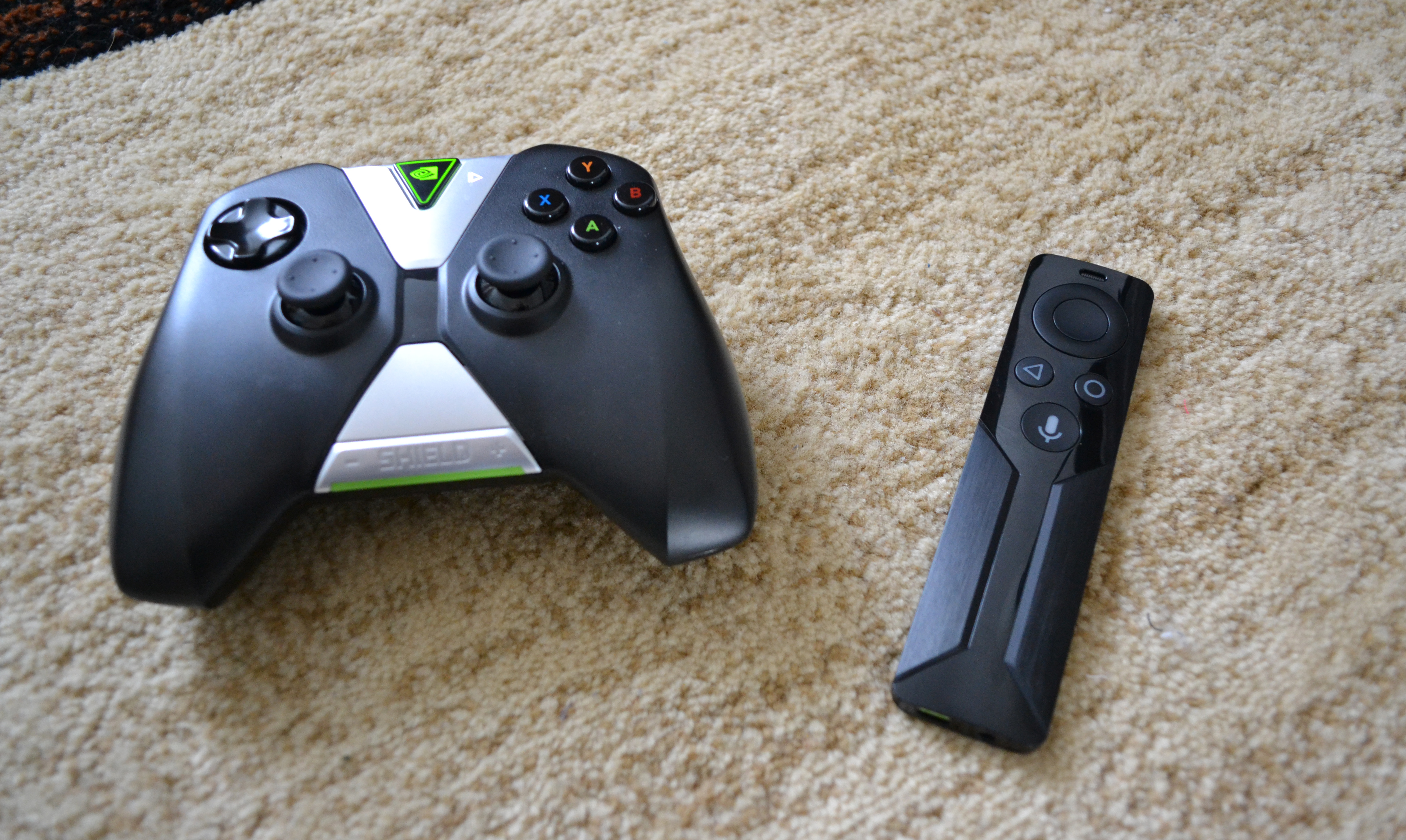 Shield Controllers