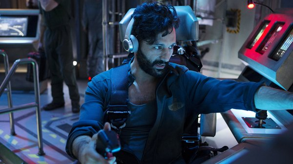 "Building The Worlds of SyFy's ""The Expanse"""