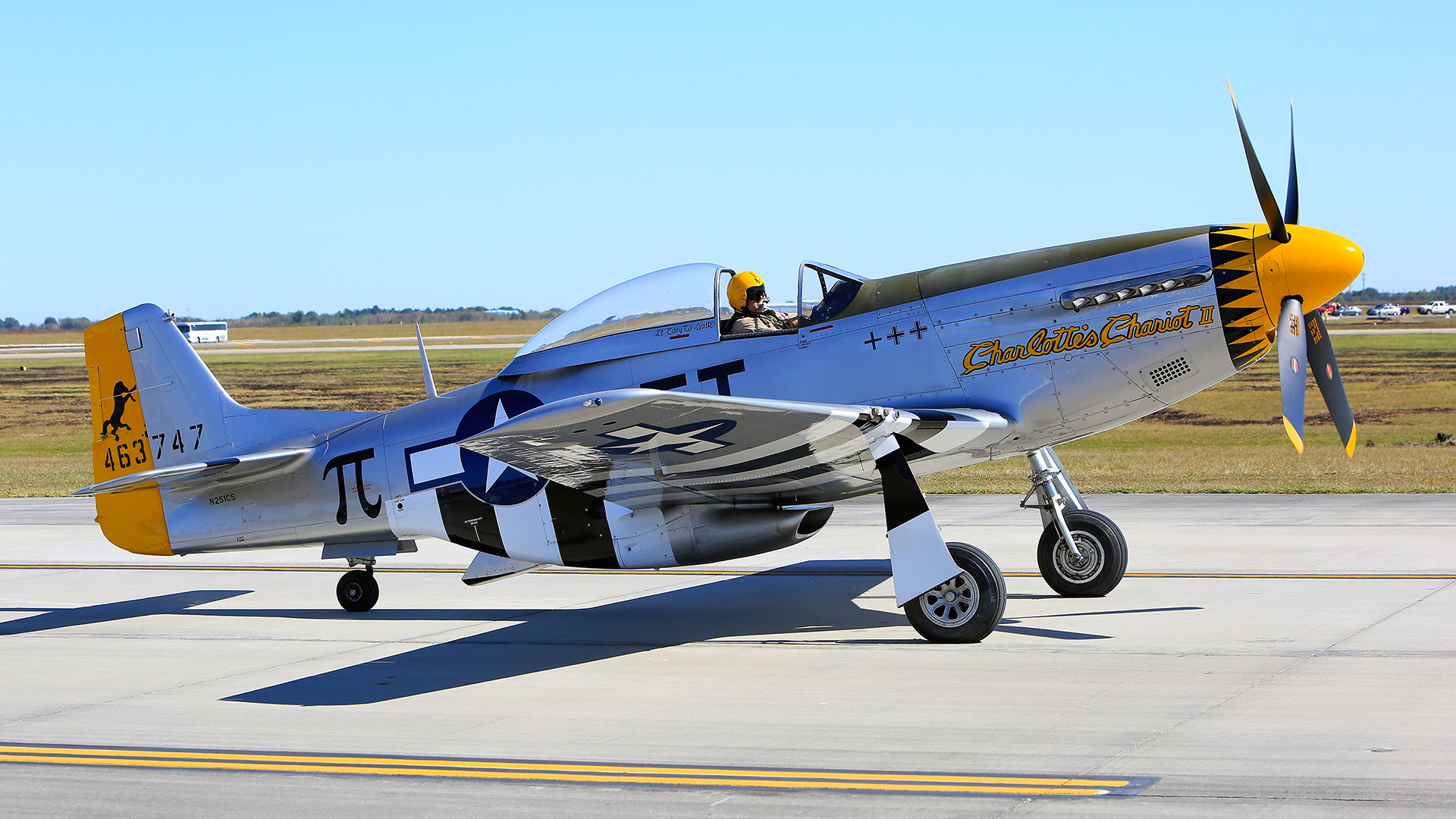 What It S Like To Own And Fly A P 51 Mustang Tested