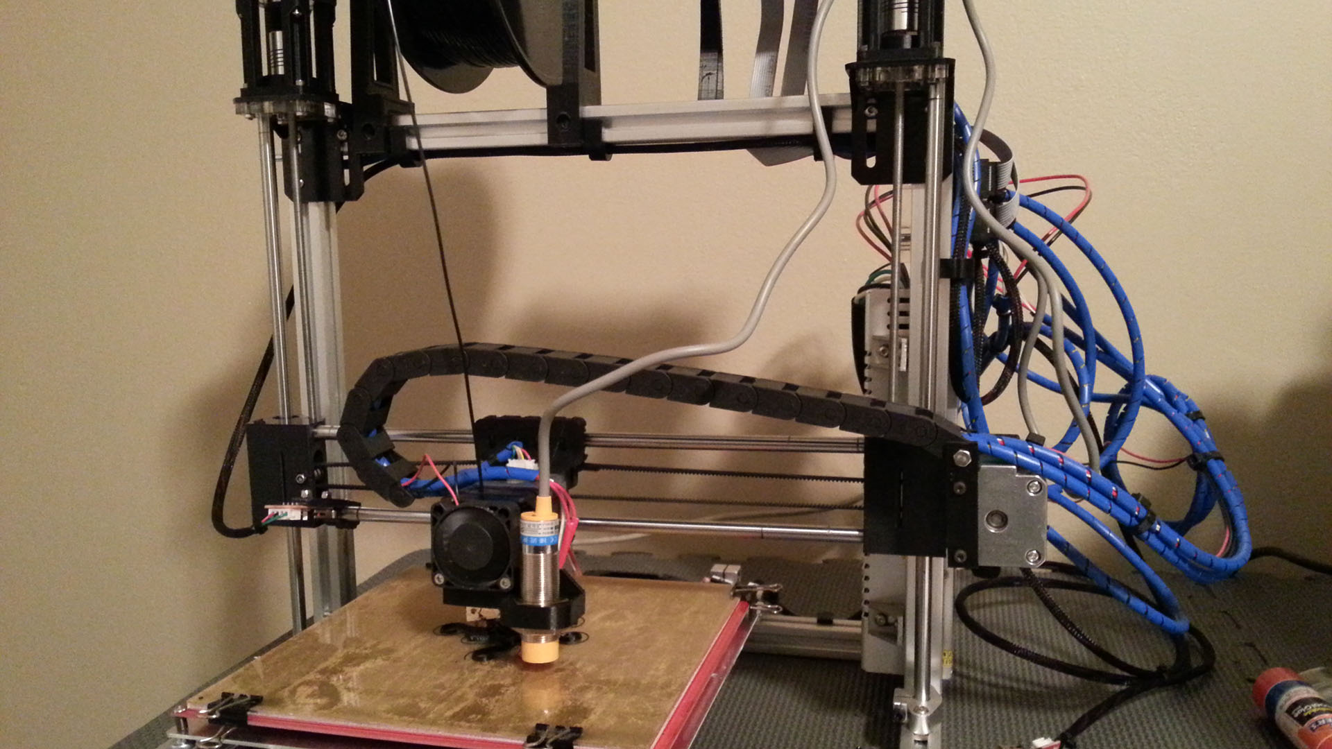 Testing The Folger Tech 2020 I3 3d Printer Tested Camt Launching Firstever For Printed Circuit Board There Is An Absolutely Massive Thread On Reprap Forums Which Contain A Huge Amount Of Information And Fixes As This Writing At 88