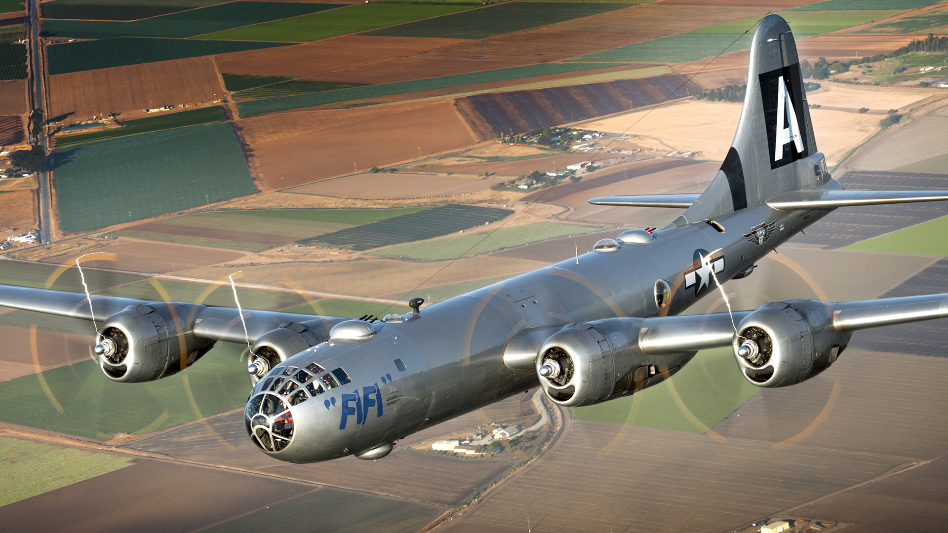 what it takes to keep a b-29 flying - tested