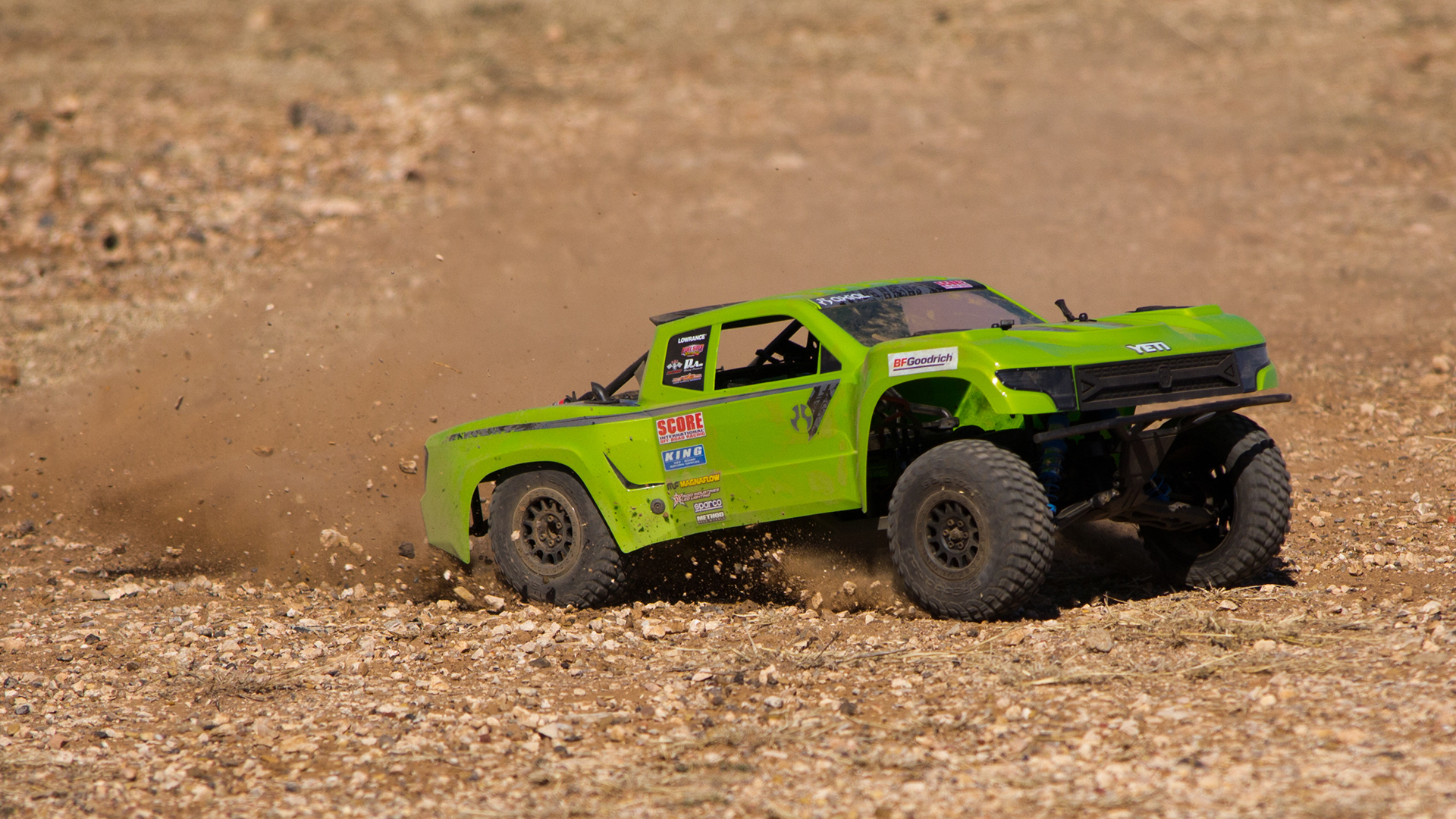 Power Racing Rc Cars