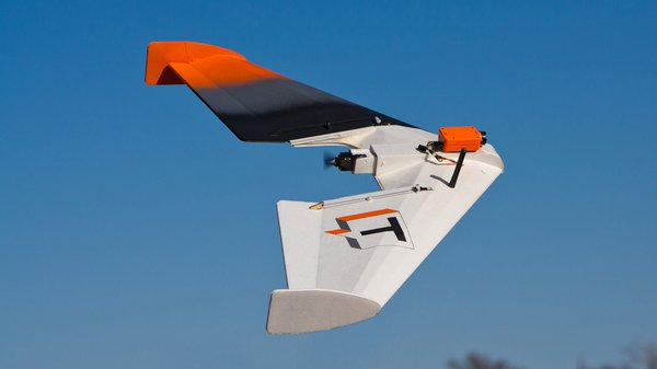 Tested: Building and Flying an FPV Racing Wing - Tested