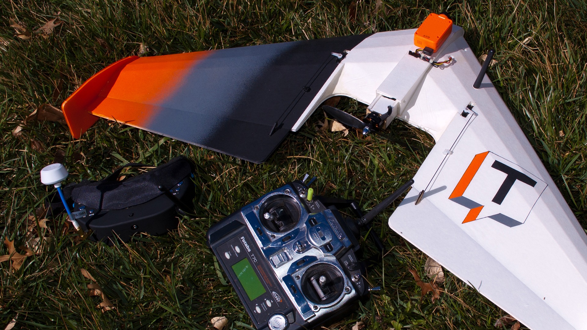 Tbuilding An Fpv Racing Wing Tested