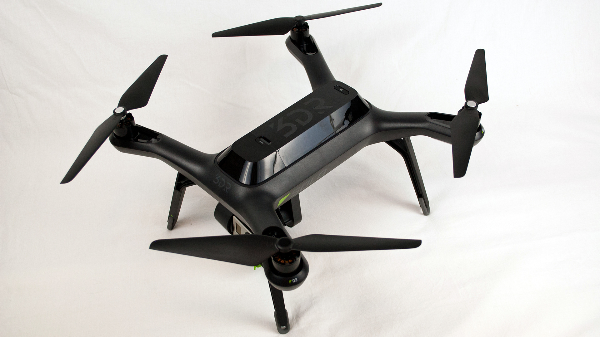 Tested: 3D Robotics Solo Quadcopter - Tested