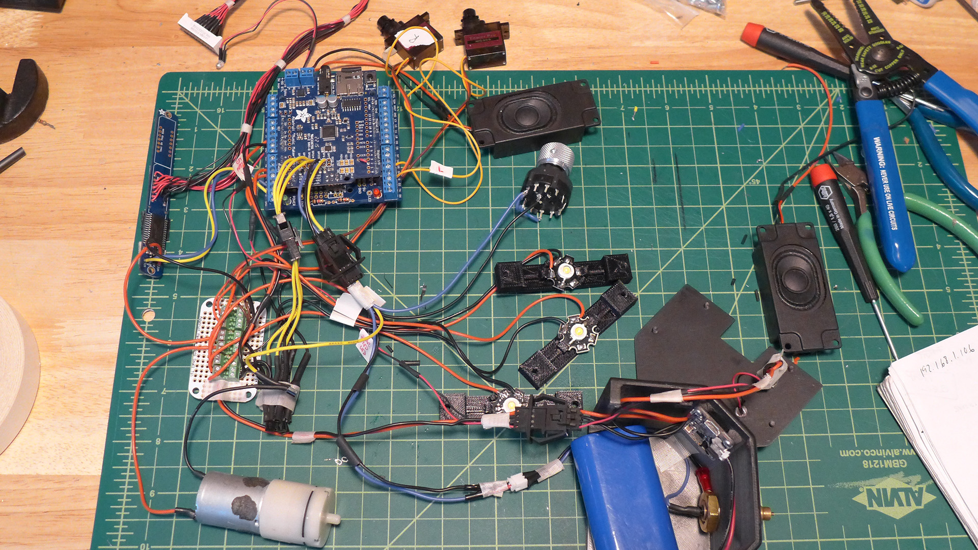 3d Printing Tested Atlas Traps Wiring Diagram The Guts Of Ghost Trap