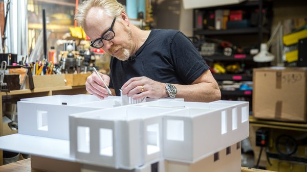 Adam Savage S One Day Builds Foamcore House Tested