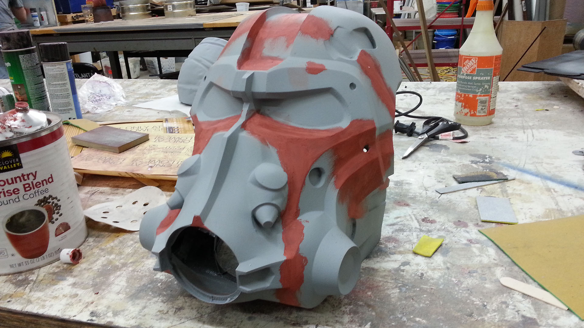 Building Fallout 4 T-60 Power Armor, Part 2 - Tested