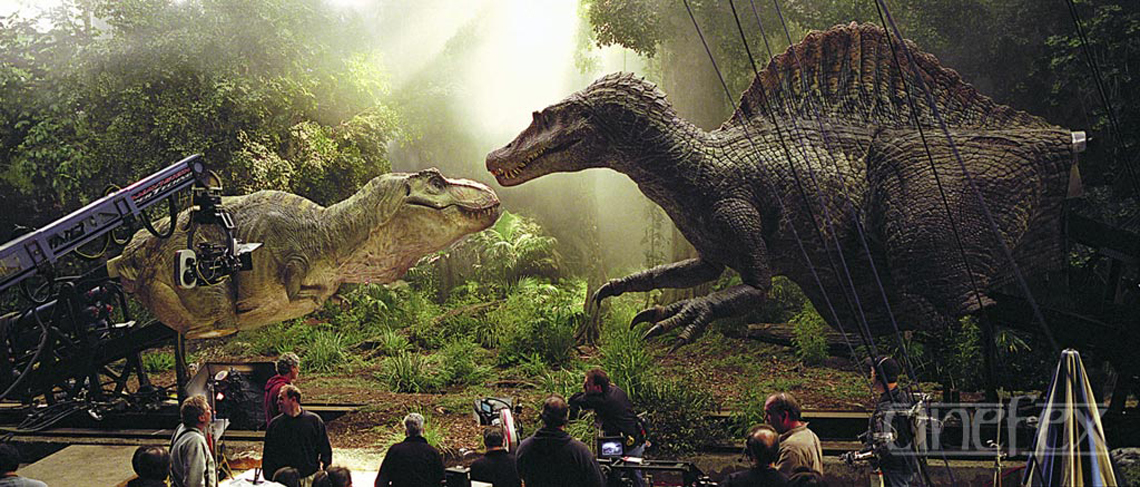 A Brief History of Dinosaurs in Film - Tested