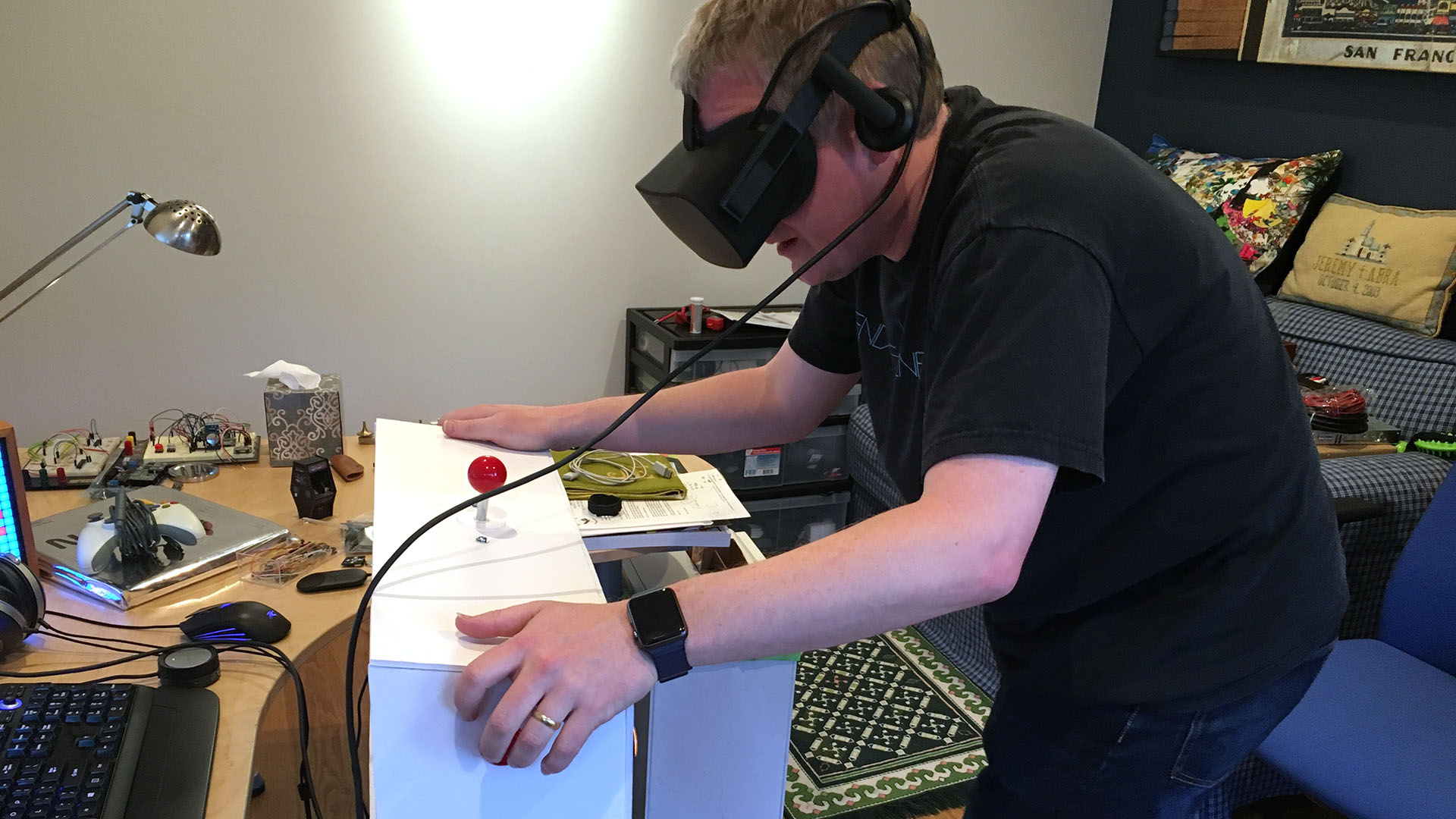 How to Build the PinSim Virtual Reality Pinball Machine - Tested